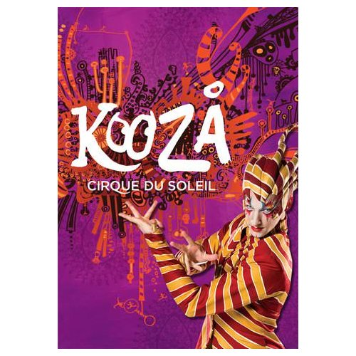 Cirque Du Soleil: Kooza (2013)