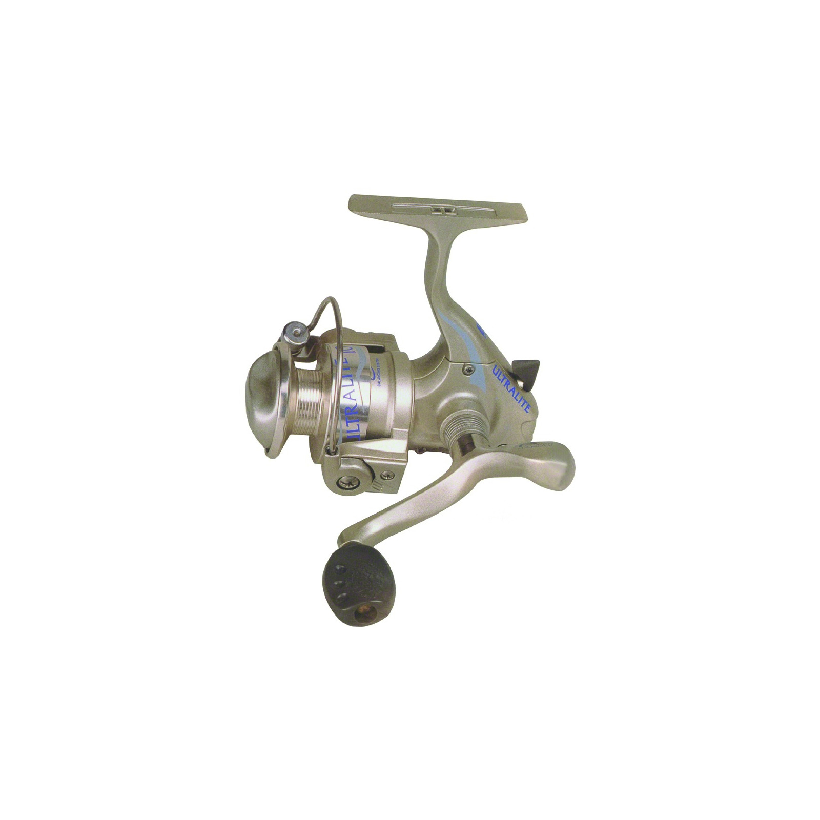 Okuma Ultralite Spinning Reel, 5.0:1, 3 Ball Bearings, 4 lbs/200 yds