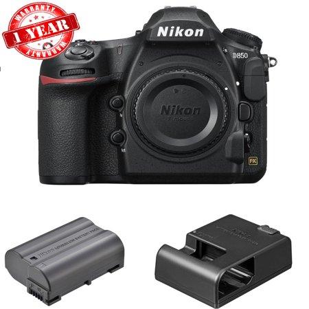 Nikon D850 DSLR Camera (Body Only) USA | Nikon Warranty *New*