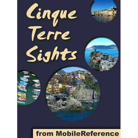 Cinque Terre Sights (Mobi Sights) - eBook