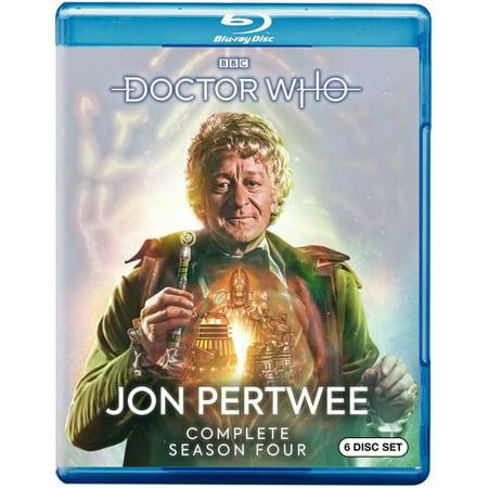 Doctor Who: Jon Pertwee: Complete Season Four (Blu-ray) ()