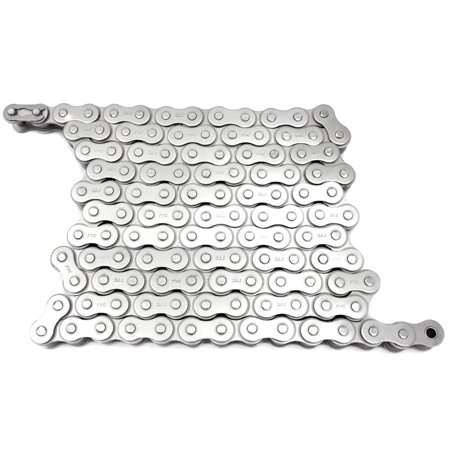 Nickel Plated Chain 120 Link,for Harley Davidson,by V-Twin