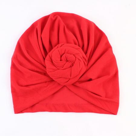 Fashion Women Ladies Mother Cap Handcraft knot Warm Hat Beanie (Terrier Mom Cap)