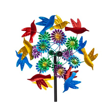 - Birds in Flight, Wind Spinner Topper