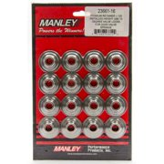 Manley 10 Degree Triple Valve Spring Retainer 16 pc P/N 23653-16