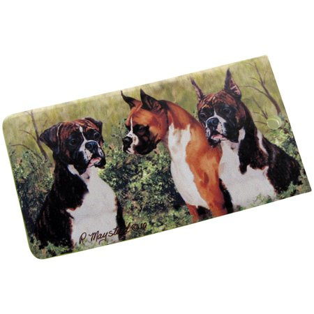Best Friends by Ruth Maystead Boxer Luggage Bag