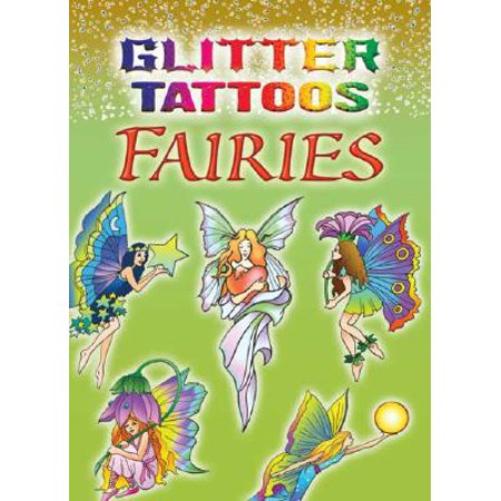 Glitter Tattoos Fairies - Fairie Tattoo