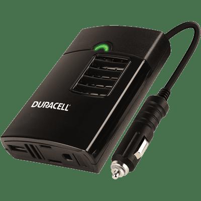 Duracell DRINVP150 Inverter, 150 Watt, -