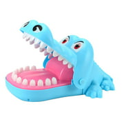 TOYFUNNY Anna Ryans World Toys for Boys Creative Hungry Crocodile Dentist Game Classic Biting Hand Party Game for Family