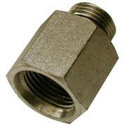 "APACHE HOSE & BELTING INC 390390745/8"" Male O-Ring x 1/2"" Female O-Ring, Hydraulic Adapter"