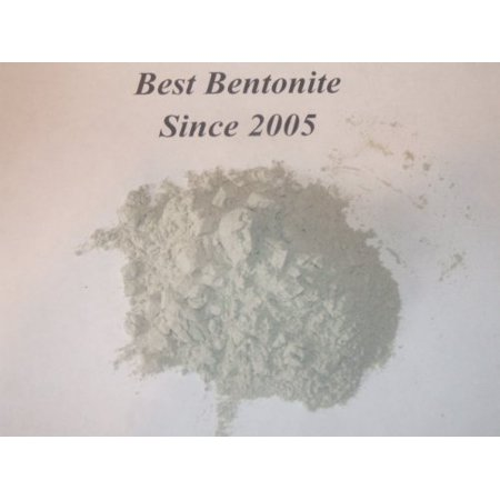 1 pound 100% Pure Best Bentonite Clay (Best Clay For Mask Sculpting)