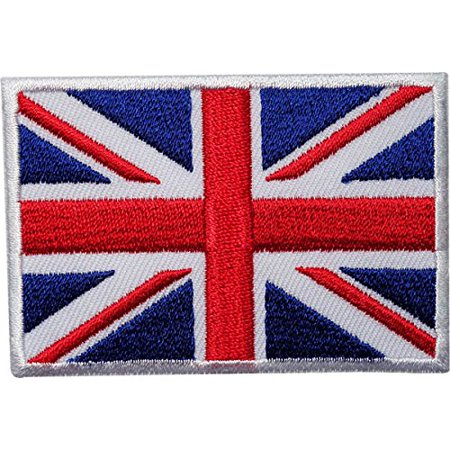 Union Jack British Flag United Kingdom 3.5