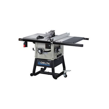 Delta 36 5100 15 amp 10 in contractor table saw with 30 for 10 cast iron table saw