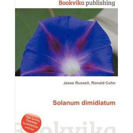 Solanum Dimidiatum - image 1 de 1