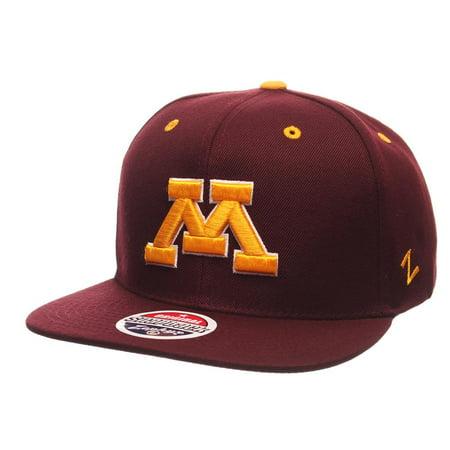 Minnesota Golden Gophers Zephyr Z11 Snapback Hat