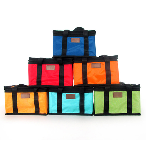 POLYHYMNIA Portable Large Insulated Thermal Cooler Picnic Lunch Box Carry Tote Storage Bag