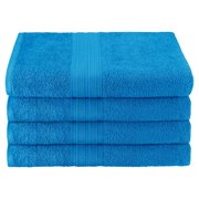 Impressions Hemingford Eco-Friendly Cotton 4-Piece Bath Towel Set