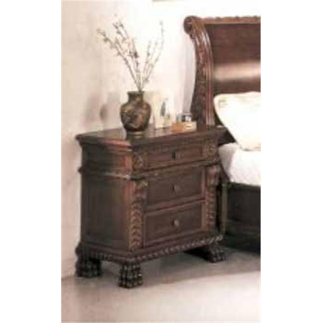 MYCO Furniture  1803N Bailey Night Stand