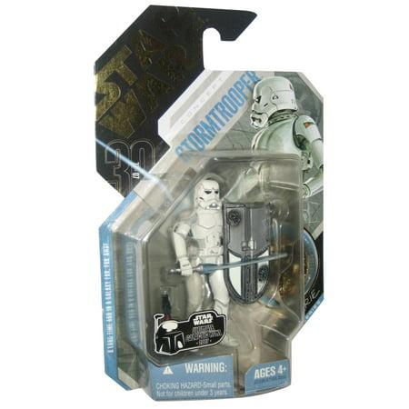 Star Wars Ralph McQuarrie Concept Stormtrooper Figure w/ Coin - (Signature Series)