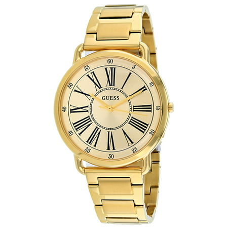 Guess Kennedy Quartz Movement Gold Dial Ladies Watch (Gold Guess)
