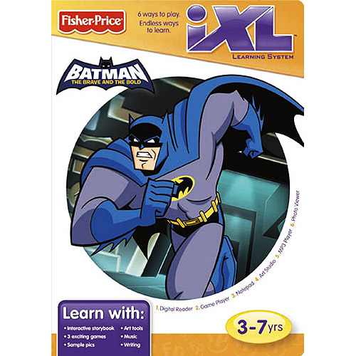 Fisher-Price iXL Batman Software