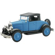 1928 Chevrolet Roadster Blue 1/32 Diecast Model Car by New Ray