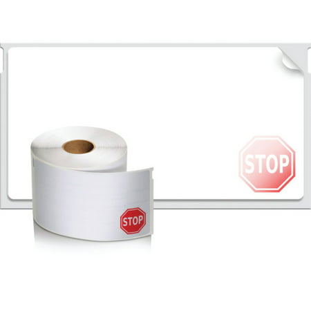 Dymo Labelmaker Tapes, 12-Hour Time Expiring Name Badge Labels, 250/Roll