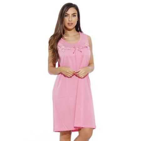 b920ce3c8c Dreamcrest Nightgown   Womans Pajamas   Women Sleepwear (Strawberry ...