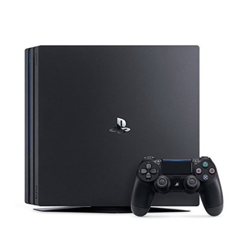 Refurbished Sony 3002470 PlayStation 4 Pro 1TB Gaming Console, Black by Sony