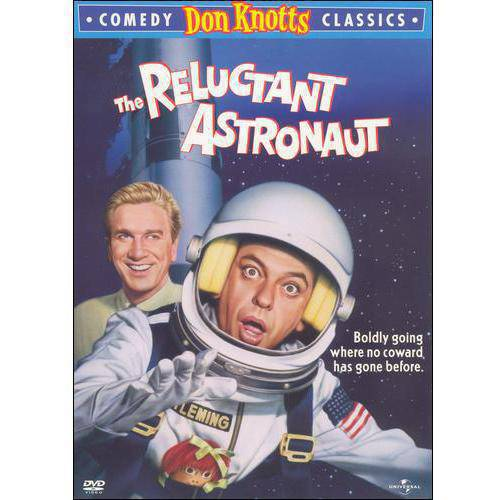 The Reluctant Astronaut (Widescreen)