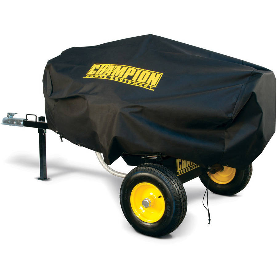 Champion 90054 Weather-Resistant Storage Cover for 15-27-Ton Log Splitters