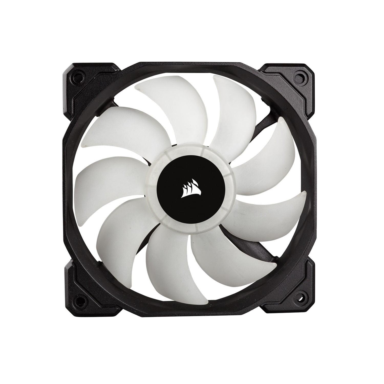 Corsair CO-9050059-WW SP Series, SP120 RGB LED, 120mm High Performance RGB LED single fan, no controller - CO-9050059-WW