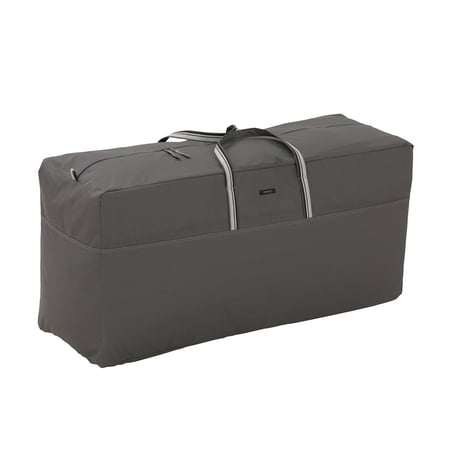 Classic Accessories Ravenna® Oversized Patio Cushion & Cover Storage Bag - Water Resistant Outdoor Furniture Cover, 60