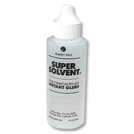 Super Solvent, A staple for cleaning-up sticky craft projects, Super Solvent can remove sticky glue and glue residue from hands, fingers, metals,.., By