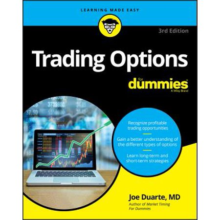 Trading Options For Dummies - eBook