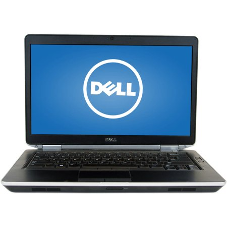 "Refurbished Dell (E6430S) 14"" Latitude E6430S Laptop PC with Intel Core i5-3320M Processor, 8GB Memory, 128GB Solid State Drive and Windows 10 Home"