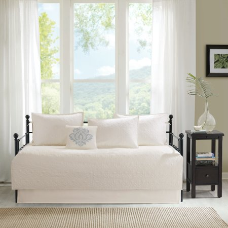 Home Essence Vancouver 6 Piece Daybed Set with Reversible Shams