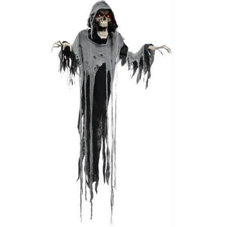 Morris Costumes MR123109 Hanging Reaper 72 In Animated