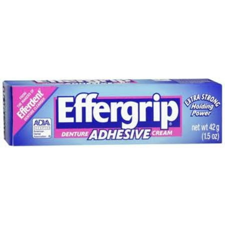 Effergrip Denture Adhesive Cream 1.50 (Effergrip Denture Adhesive Cream)