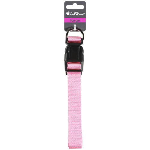 Rose America Corp. Petwear Large Collar, Pink