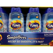 Tums Assorted Fruit Smoothies 250 count