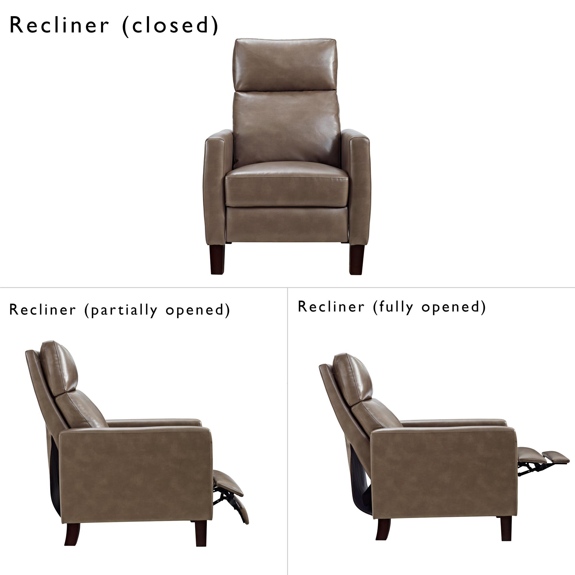 Awesome Better Homes And Gardens Adams Pushback Recliner Multiple Alphanode Cool Chair Designs And Ideas Alphanodeonline