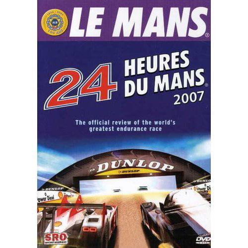Le Mans Review 2007 DVD