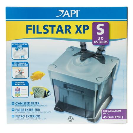 API Filstar XP Filter Size S, Aquarium Canister Filter, 1-Count ()