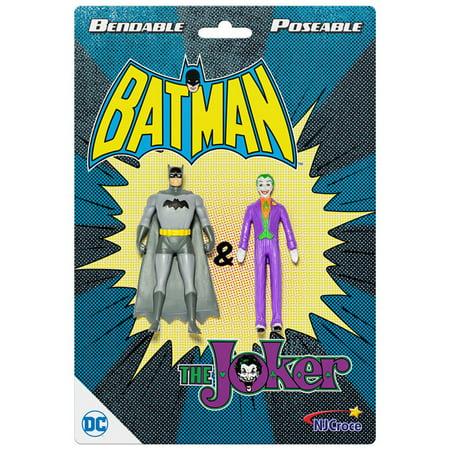 Joker Rhinestone - NJ Croce DC Comics Batman & The Joker Action Figure 3