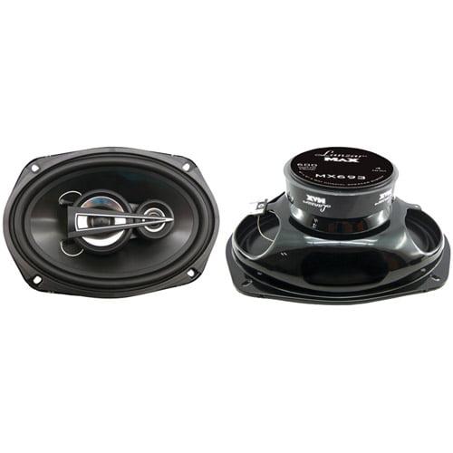 Lanzar MX693 3-Way Triaxial Speakers