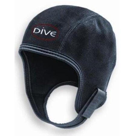 New Scuba Diver 1mm Neoprene Sport Beanie (Large/X-Large) with Dive Gear Design for Boatwear and WaterSports - Black, Great Gift Idea....1mm Neopren, By Innovative Scuba Concepts (Herren-slip Neopren)