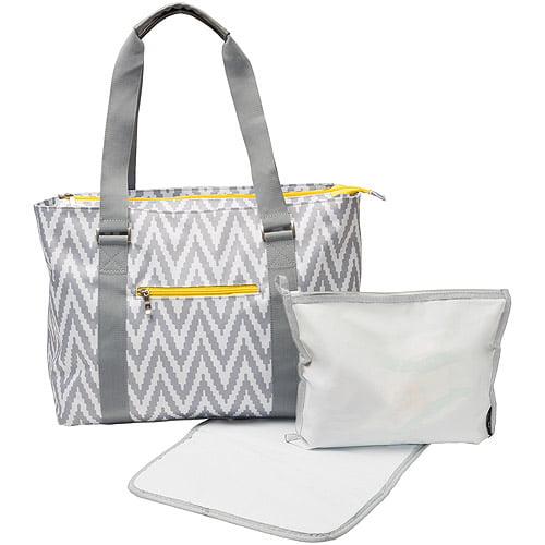 eb5e9c95b RYCO Chevron Tote Diaper Bag - Walmart.com