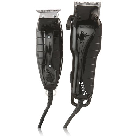 Andis Men's Electric Hair Clippers and Hair Trimmers Combo Set with BONUS FREE OldSpice Body Spray