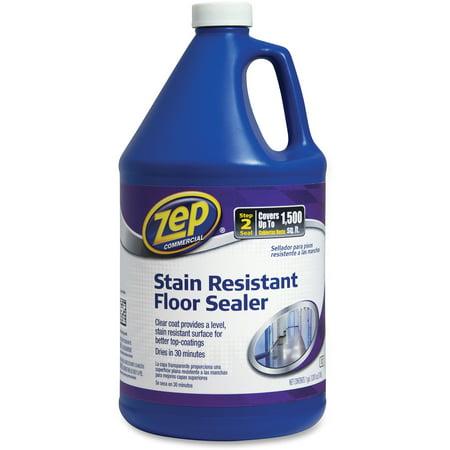 Zep Commercial, ZPE1044994, Stain Resistant Floor Sealer, 1 Each, -
